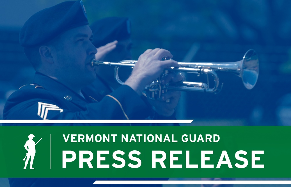 Vermont National Guard Press Release Graphic