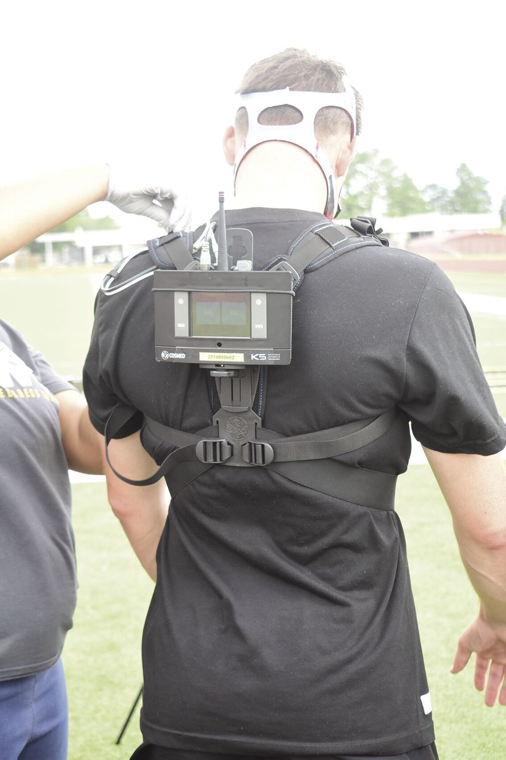 Screaming Eagles first to pilot mobile metabolic testing tech