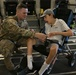 Airmen help make dream come true for special fan