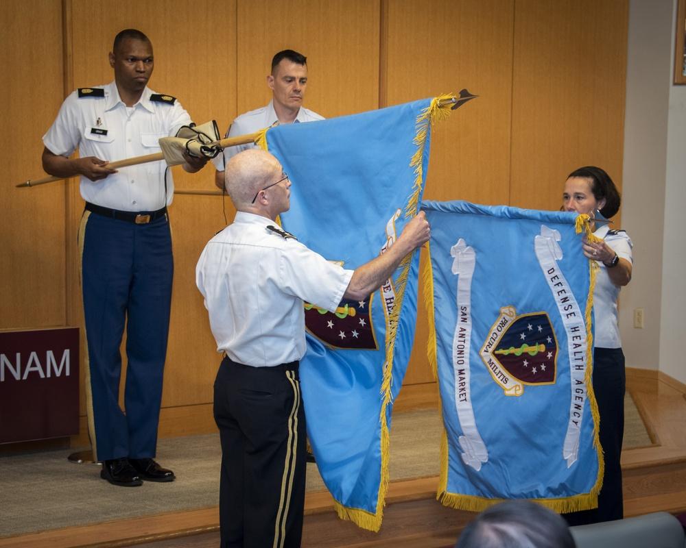 San Antonio Military Health System Market Establishment Ceremony