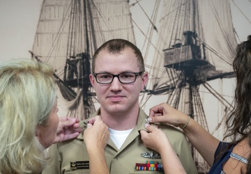 NTAG Philadelphia Sailors promoted to 1st Class Petty Officers