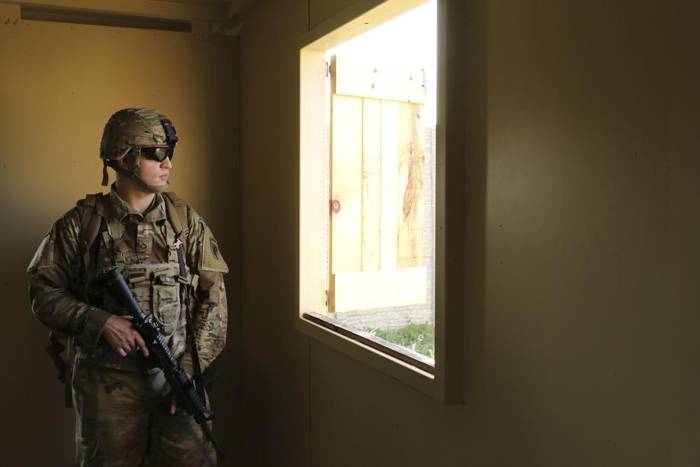 393rd Psychological Operations Company trains at Fort McCoy