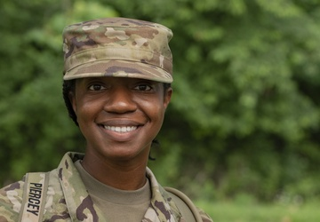 Cadet Raquel Piercey | Cadet Summer Training 2021