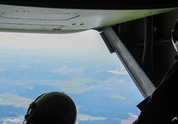 VMM-262 Flight Ops Near NAF Misawa