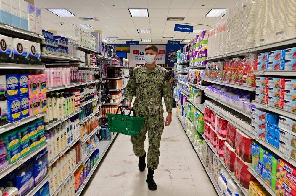 Navy Support Facility Diego Garcia Ship's Store