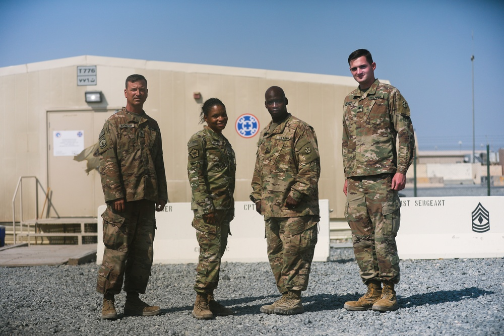'Brickyard' cooks complete special assignment at Bagram