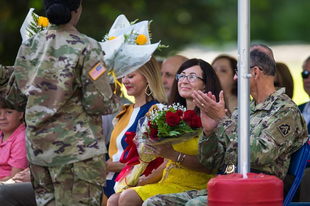 ARNORTH Surgeon Maj. Gen. Dire retires after 41 years of U.S. Army service