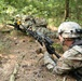 Soldiers of the 16th Psychological Operations Battalion conduct react to contact training