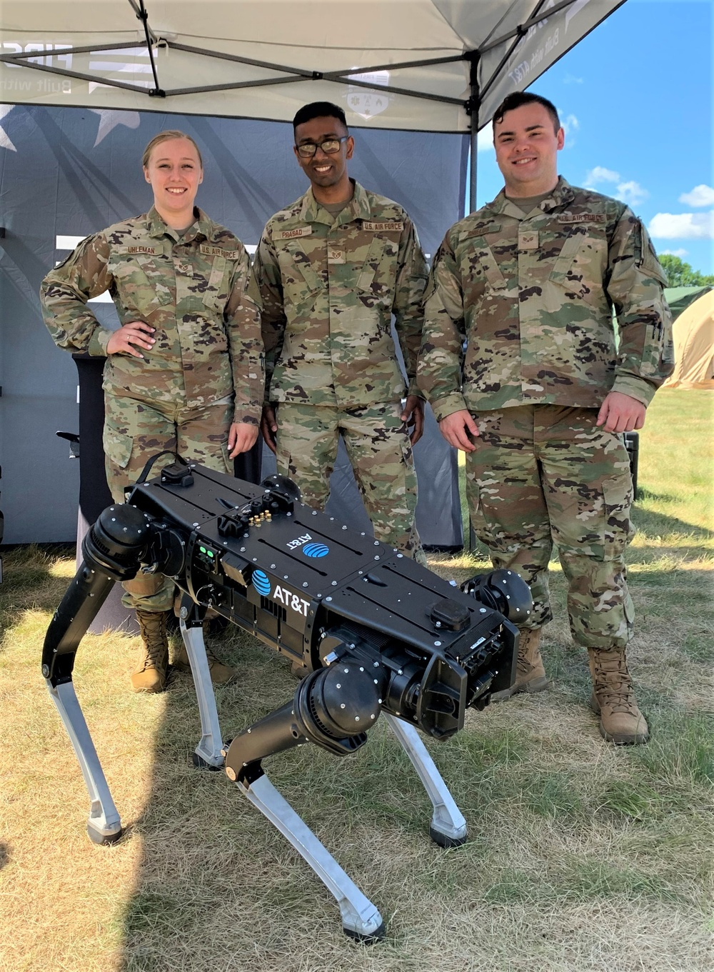 234th IS and 222nd ISS join forces at PATRIOT 21'