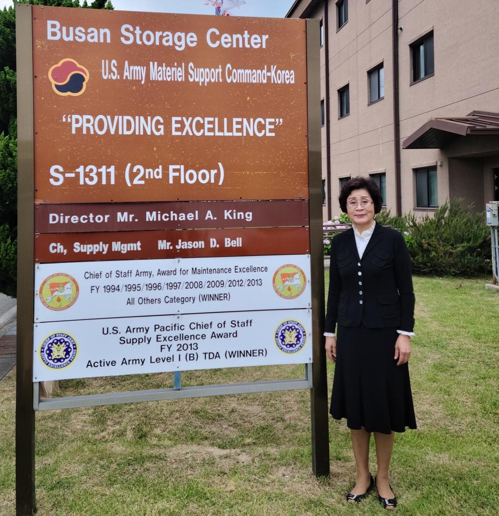 Half a century of service in Busan