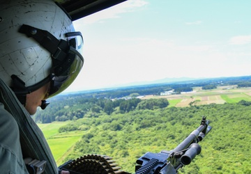 HMLA-169 Conducts Live Fire Exercises in Misawa