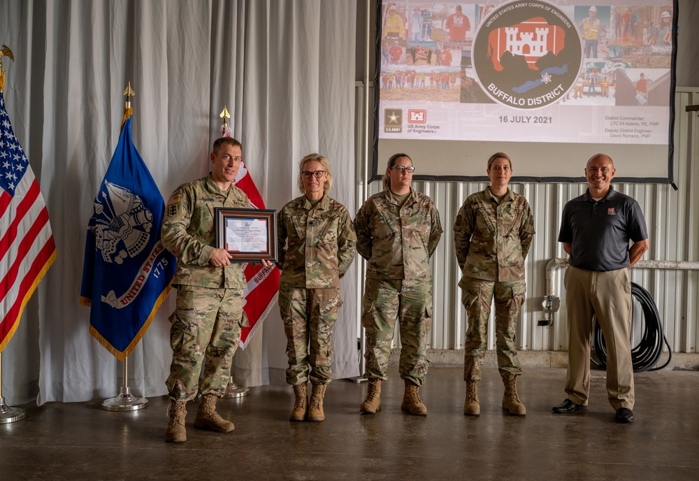914th ASTS receives award for COVID-19 support