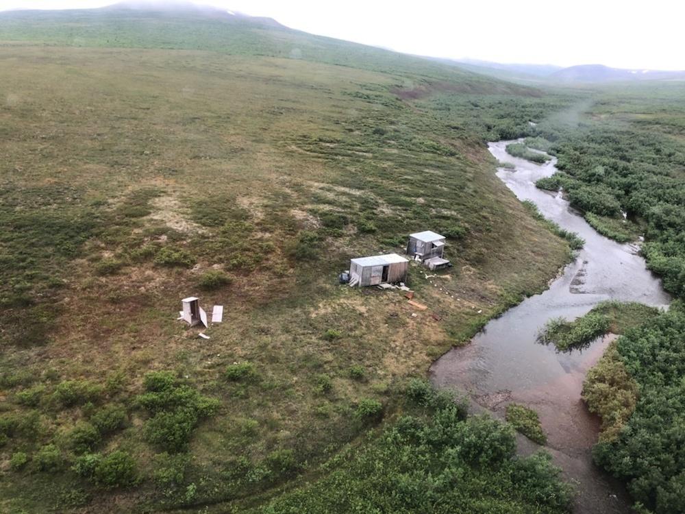 Coast Guard Air Station Kodiak aircrew rescues bear attack survivor near Nome, Alaska