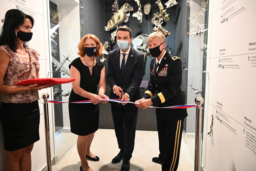 Military History Pivka Museum Exhibit Opening
