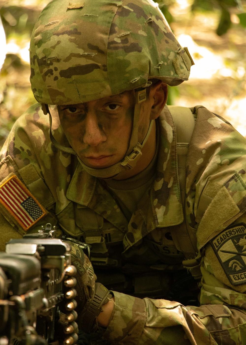 3rd Regiment, Advanced Camp, Field Training Exercise | Cadet Summer Training 2021