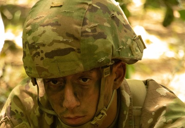 FTX: Know your role, 3rd Regiment Advanced Camp, Field Training Exercise