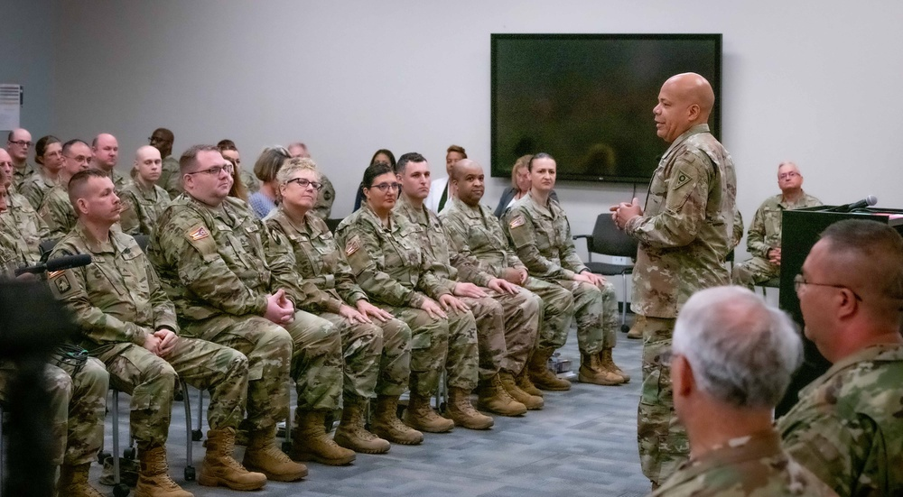 Ohio Military Reserve concludes mission processing pandemic unemployment claims