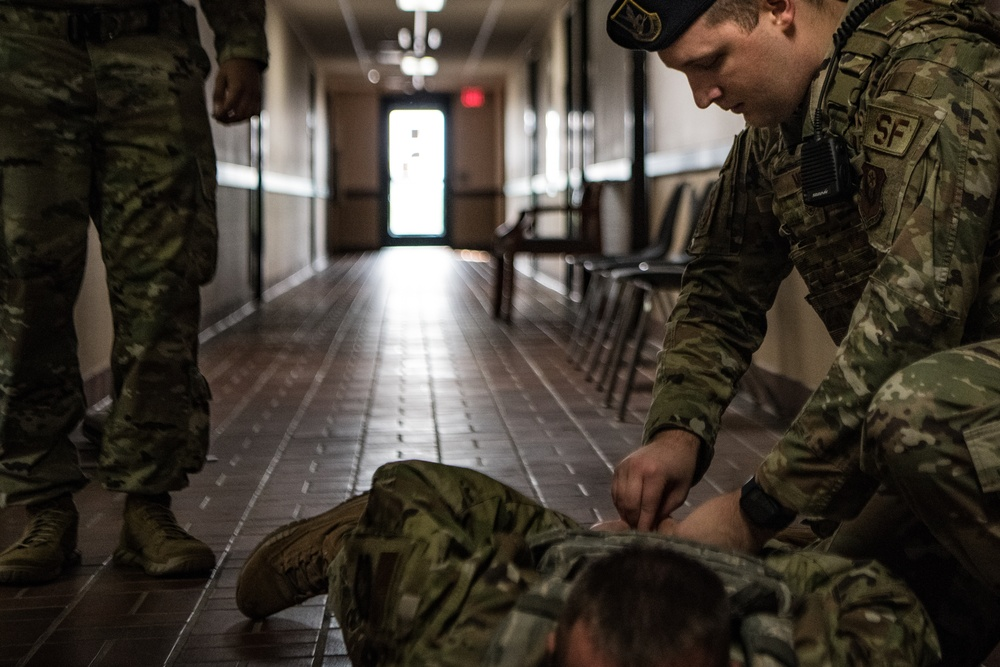 WRANGB conducts active shooter exercise