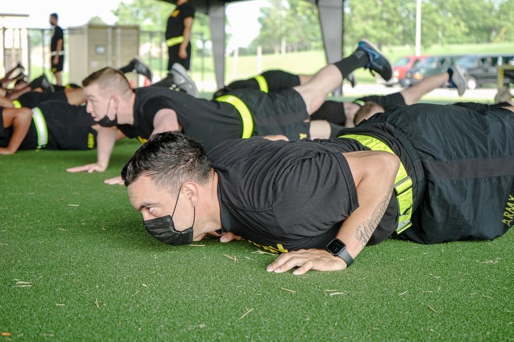 H2F training