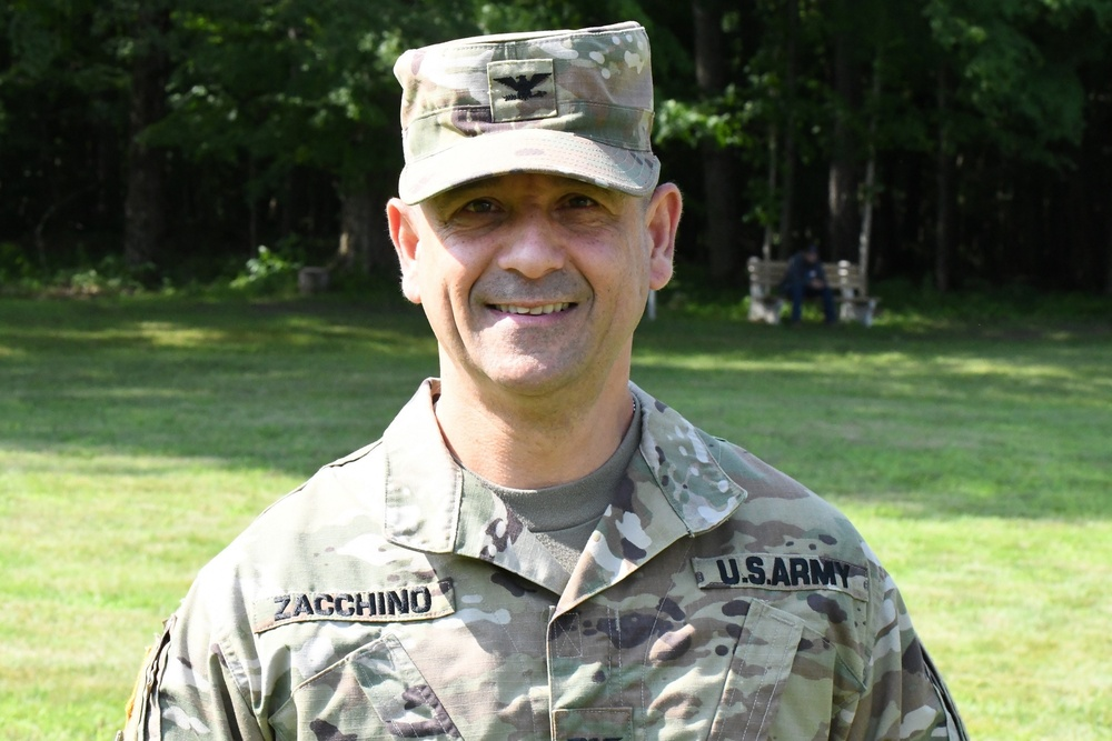 Incoming garrison commander recalls connections to Fort Drum