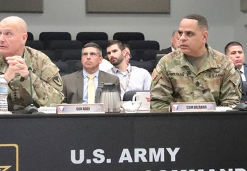 JMC Leaders Discuss Readiness and Modernization at Organic Industrial Base Summit