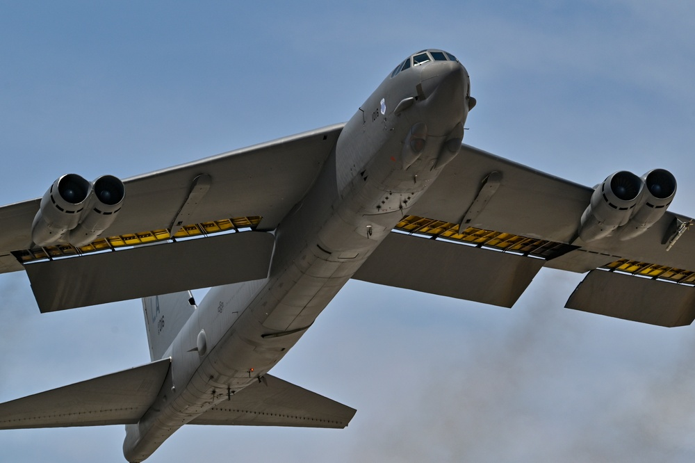 Red Flag Nellis: Heating up