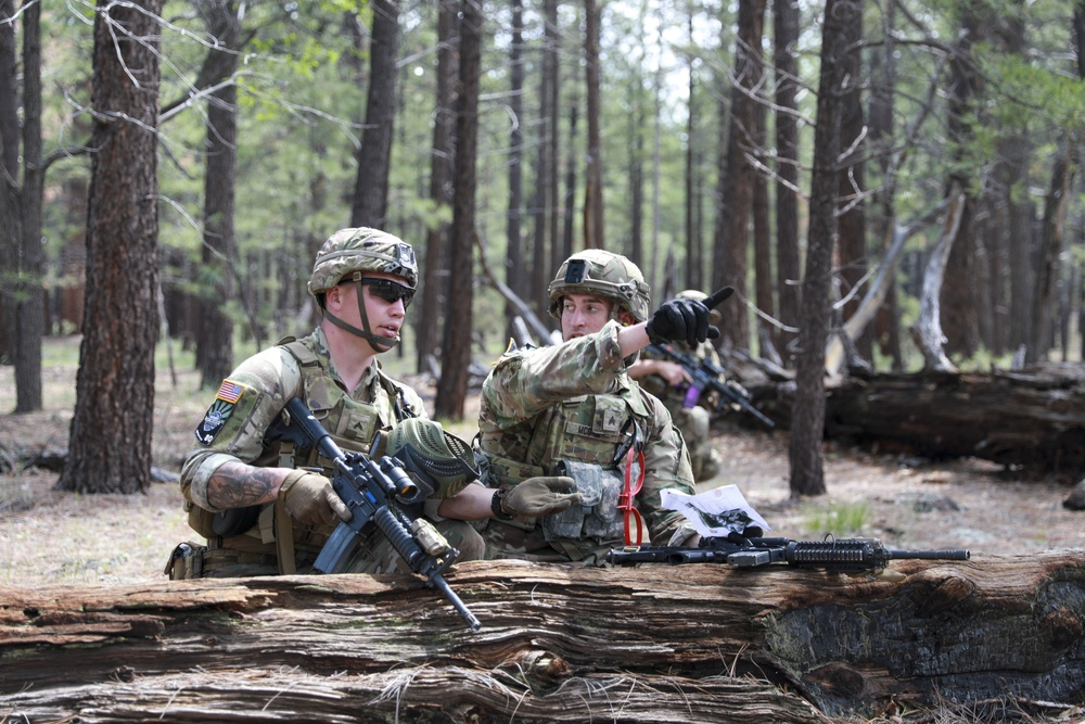 National Best Warrior Competition 2021