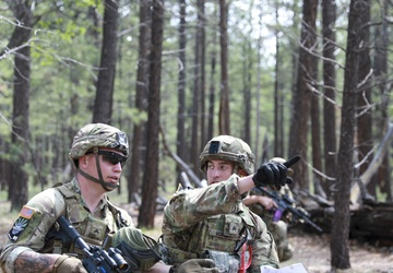 New York Soldier places second in Army National Guard Best Warrior Competition