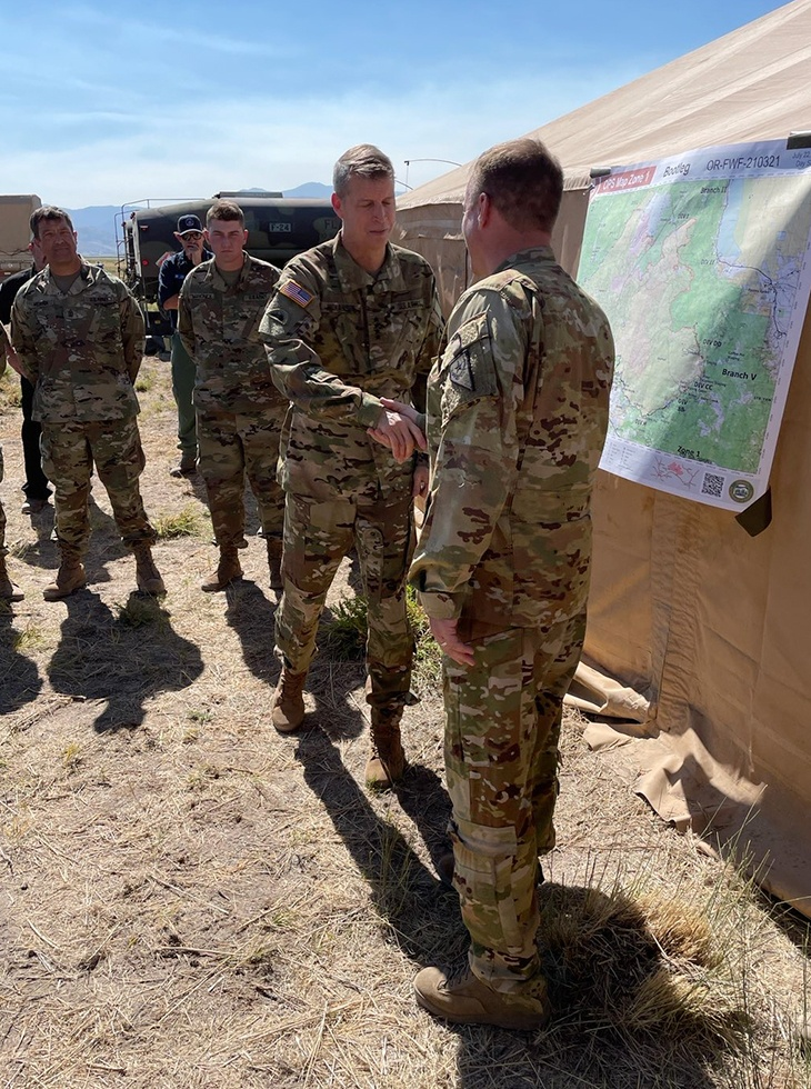 Nevada Army Guard pilot recognized by Chief, National Guard Bureau