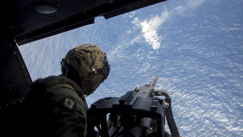 Summer Fury 21: UH-1Y Aerial Escort Operations