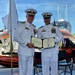 Lt. Cmdr. Shelton receives award at MSST Miami change of command