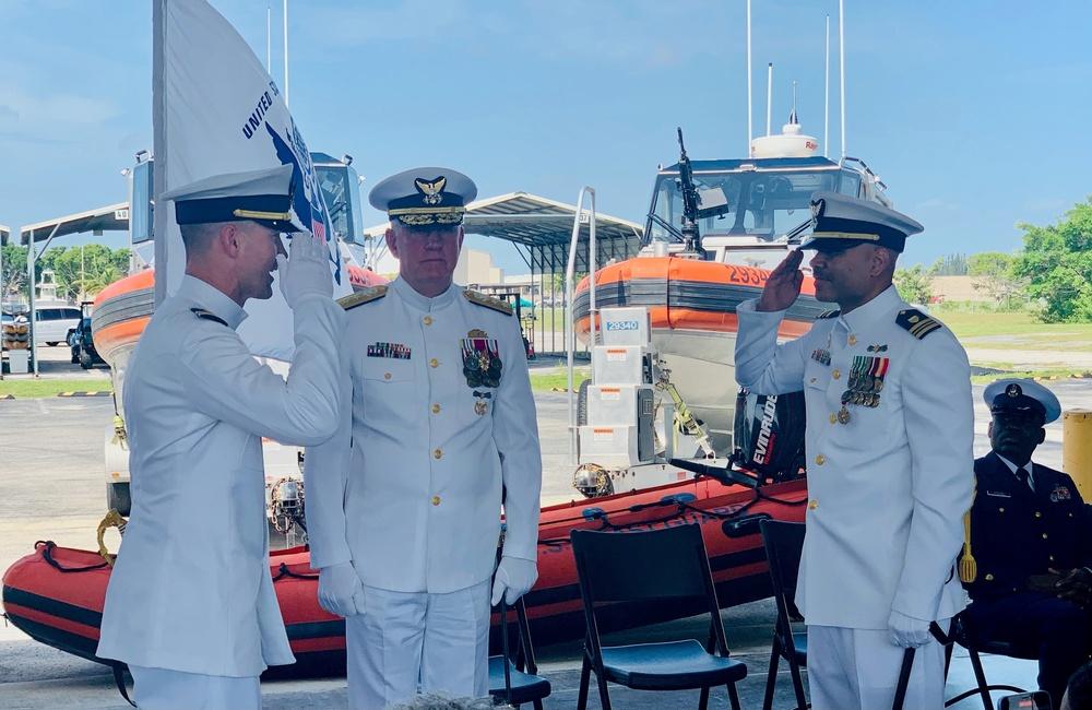 MSST Miami Change of Command
