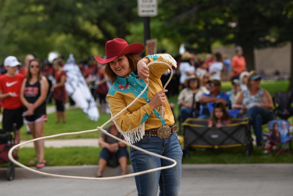 Cheyenne Frontier Days' Grand Parade