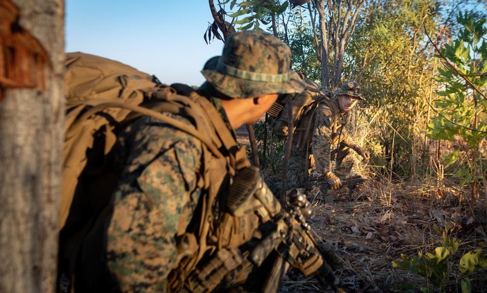 MRF-D implements Force Design 2030 tactics training