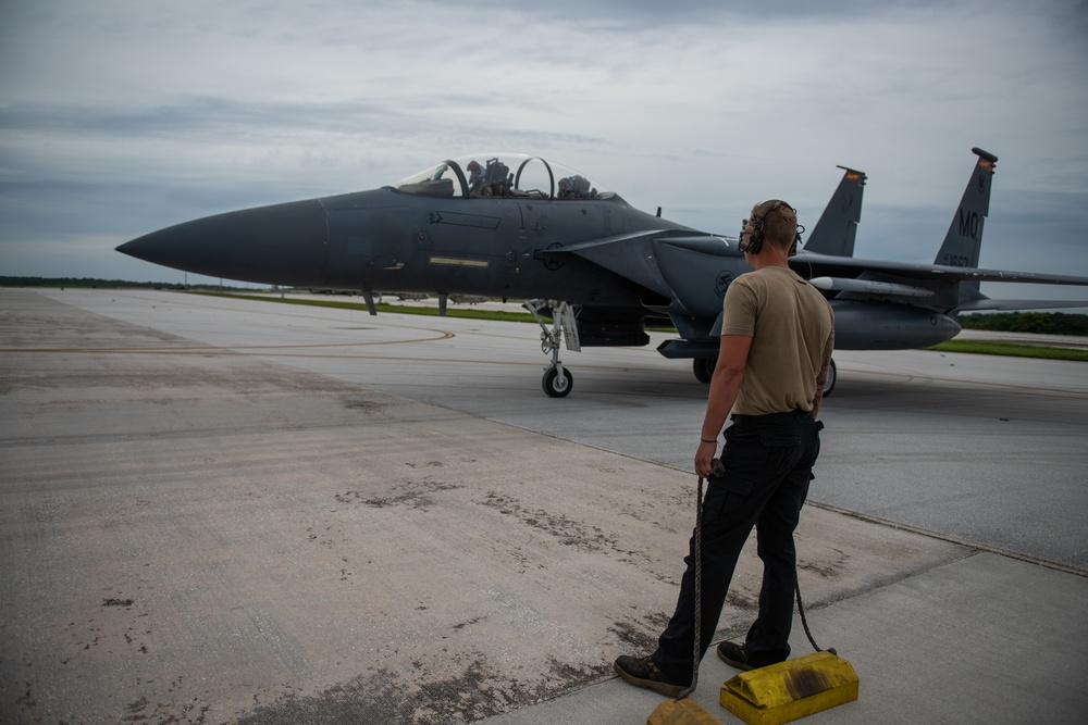 Gunfighters conduct ICTs during PacificIron