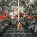 Civil Air Patrol cadets fly on C-130H