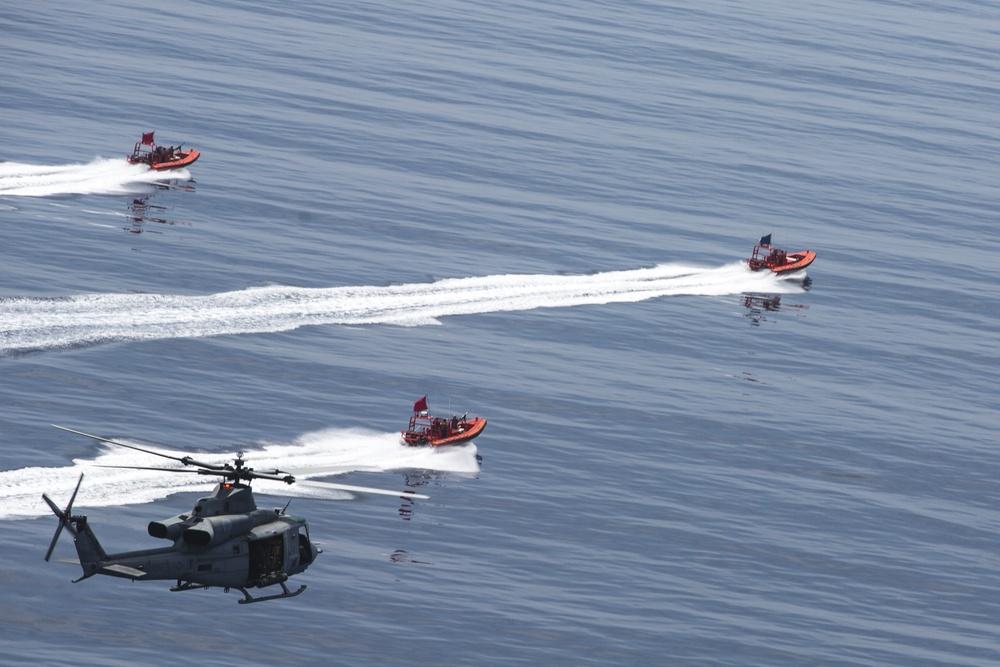 Summer Fury 21: Offensive Aerial Maneuvering