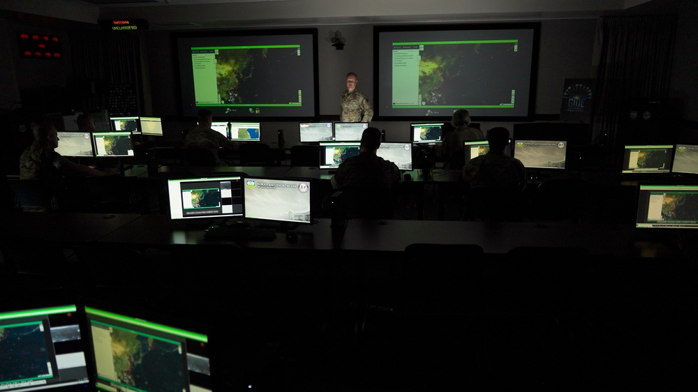 NORAD and U.S. Northern Command lead the third Global Information Dominance Experiment (GIDE)