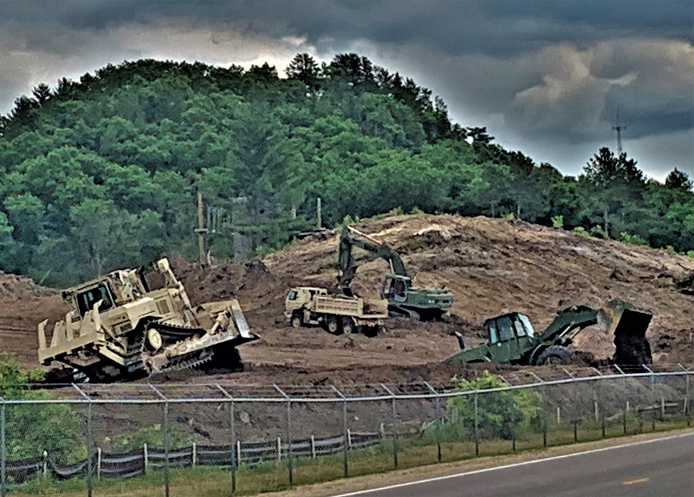 2021 brings back high operations tempo for troop projects on Fort McCoy
