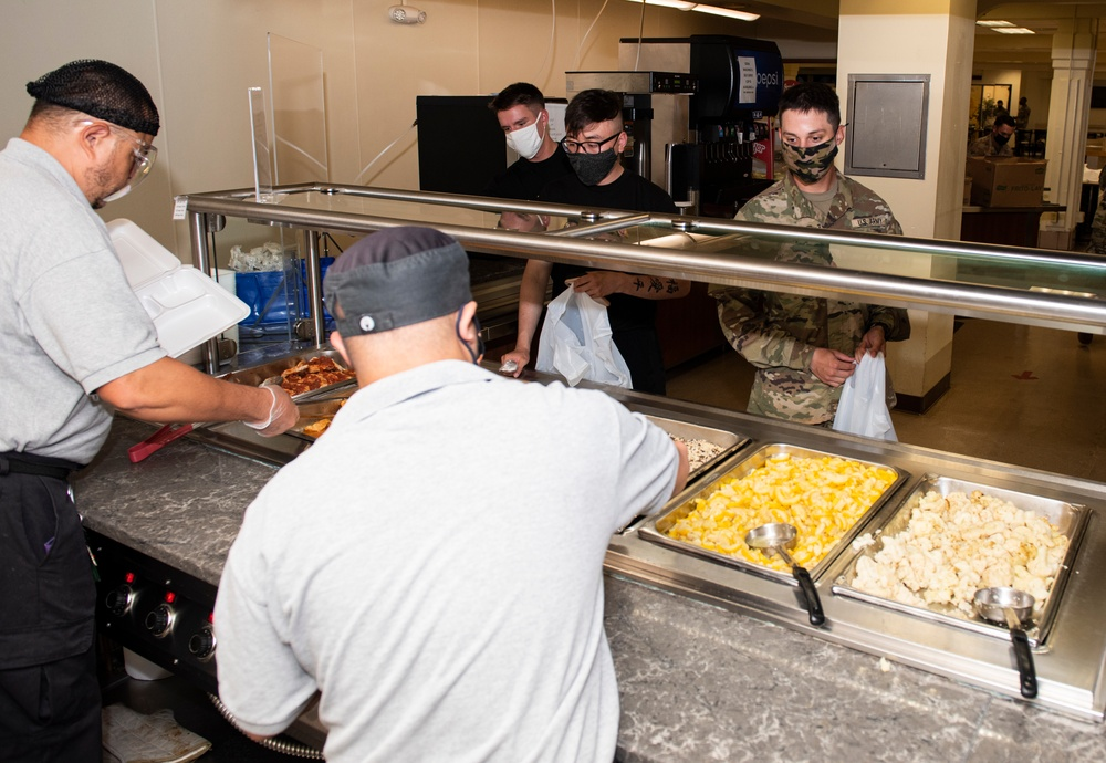 36th FSS Dining Facility feeds the fight despite population increase