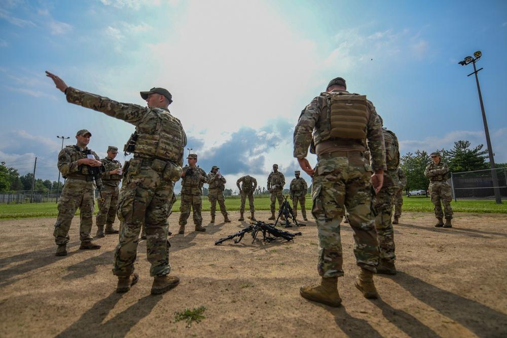 IDLC: Battle drills