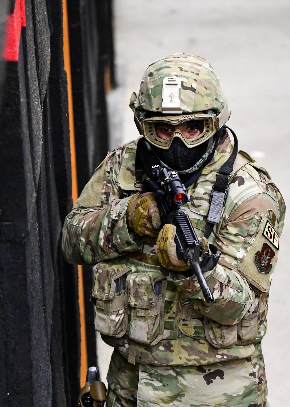 IDLC: Live-fire training scenarios