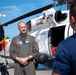 USCG Pilot Discusses Rescue of 4 People Clinging to Capsized Boat