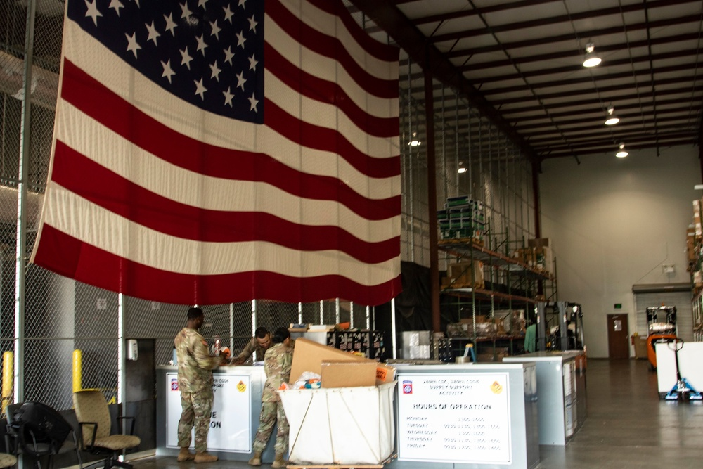 Without Airborne Quartermasters, the Mission Would Stop
