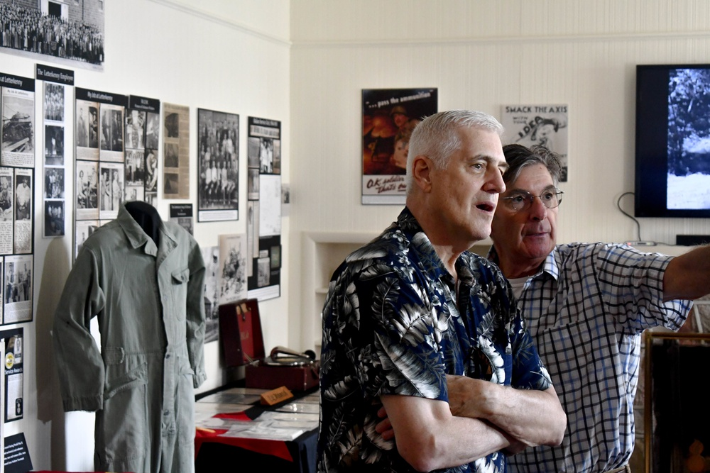 Letterkenny provides community with journey through depot history