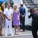 FIRST LADY VISIT TO JOINT BASE PEARL HARBOR-HICKAM