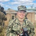 U.S. Navy Reserve Mass Communication Specialist covers Talisman Sabre 21