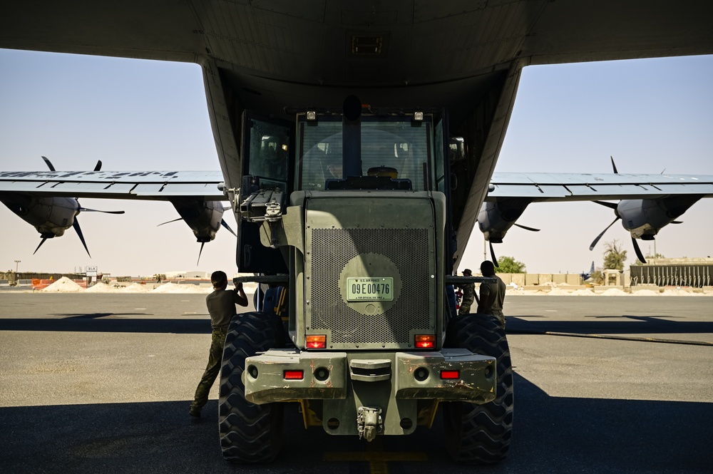 40th EAS brings Tac-Air to Mid-East