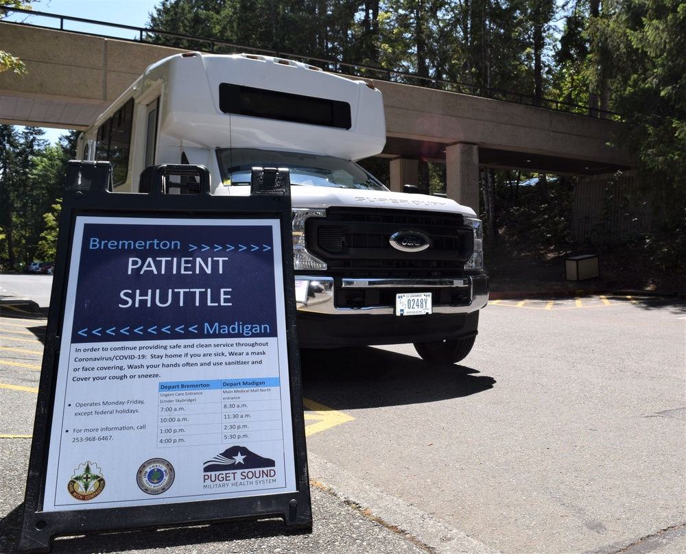 Puget Sound Military Health System Certified by Defense Health Agency