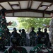 Indonesian Paratroopers conduct the Basic Airborne Refresher course with 82nd Airborne Jumpmasters